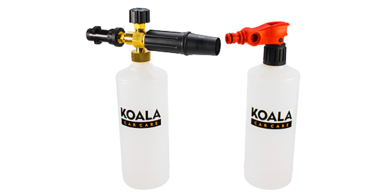 Foam Lance Koala Car Care