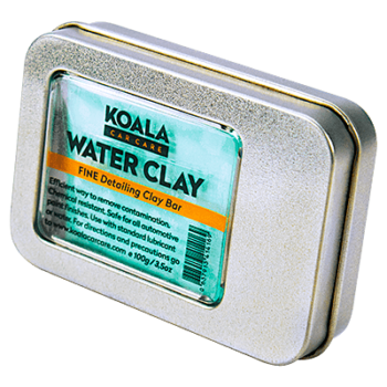 Water Clay Bar Koala Fine