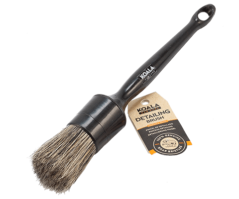 Koala Boar Detailing Brush Medium