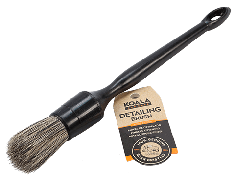 Koala Boar Detailing Brush Small