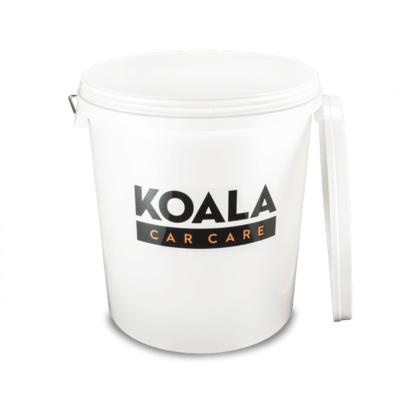 Koala Car Care Bucket with lid