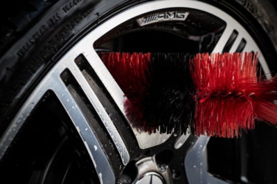 Koala Car Care Wheel Brush