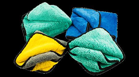 Accesorios para lavar tu coche - Toallas Microfibra Koala Car Care